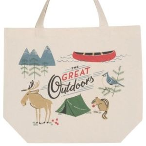 Now Designs The Great Outdoors Market Tote Bag
